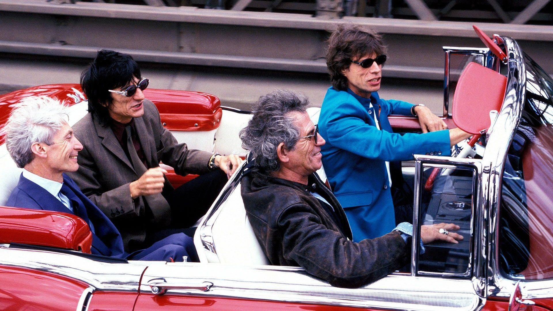 The Cars Of The Rolling Stones