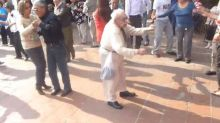 You'll Want to Invite This Dancing Grandpa to Your Wedding