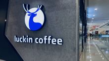 Nasdaq Sends Second Delisting Notice to Luckin Coffee, Shares Sink