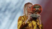 Ada Hegerberg asked to twerk on stage after winning inaugural women's Ballon d'Or