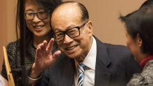 Li Ka-shing's Two Biggest Companies Report Higher Earnings