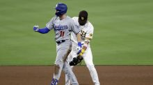 Pollock homers, May strikes out 8 as Dodgers beat Padres 5-2