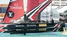 New Zealand humble USA to win 35th America's Cup