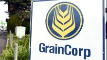 GrainCorp expects smaller crop this year