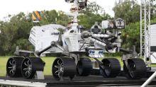 La Nasa lance son robot Perseverance sur Mars pour chercher des traces de vie passée