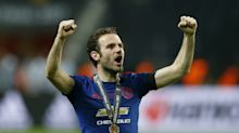 Juan Mata dedicates Manchester United's Europa League triumph to the city after terror attack