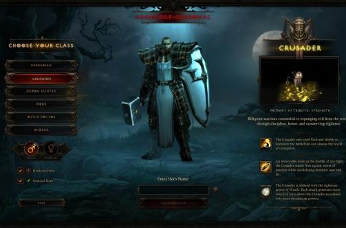 Diablo III: Reaper of Souls' first update bringing seasonal play