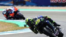 """MotoGP: Após treinos de sexta-feira Rossi diz estar """"mais forte"""" em Jerez"""
