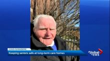 Toronto taking steps to protect seniors in long-term care