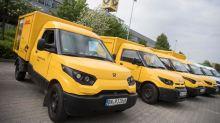 Post liefert 200 Streetscooter an britische Milchmänner