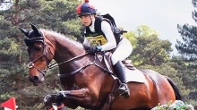 'Completely heartbroken': Equestrian rocked by tragic death of teen prodigy