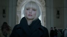 Jennifer Lawrence is the world's deadliest Russian assassin in 'Red Sparrow' first trailer
