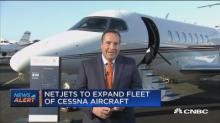 Textron, NetJets strike aircraft deal for more than 300 p...