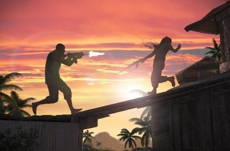Ubisoft offers a lesson in Far Cry 3's co-op mode