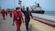 Cinco buques de Irán, tres centros de refinación en Venezuela, un sistema colapsado