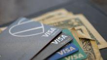 Aumenta uso de tarjeta de crédito en octubre en EEUU