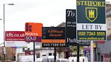 London rents fall sharply as monthly bill drops across UK