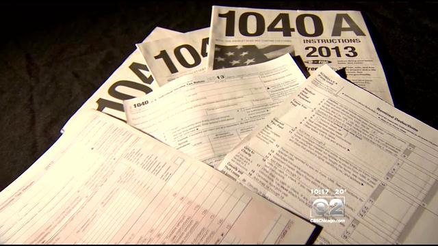 Identity Thieves Targeting Tax Refunds