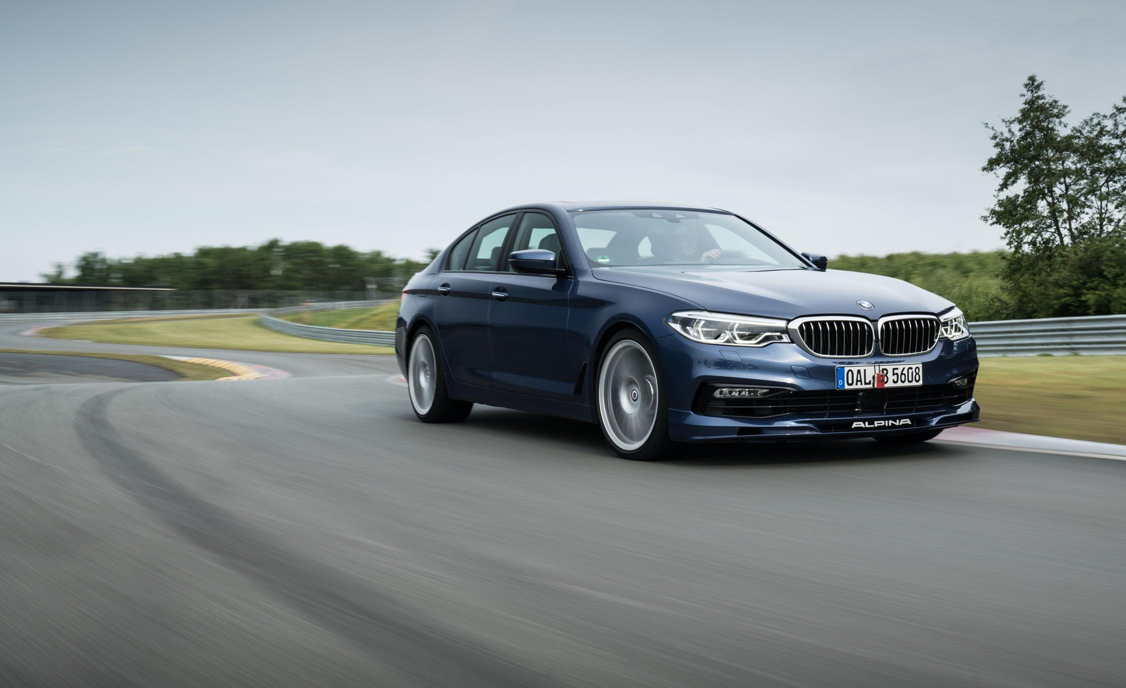 2018 Bmw Alpina B5 Biturbo