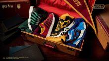 Yahoo購物中心限量發售!哈波迷必衝一雙K-SWISS x 哈利波特聯名鞋,證明自己不是麻瓜!