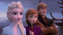'Frozen II' gets a dark and moody first teaser trailer