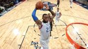 Defining moments for Team LeBron All-Stars