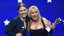Fans confused by tie at Critics' Choice Awards