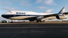 BOAC to the future as British Airways revives obsolete livery