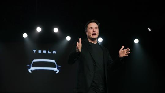 Musk doubles down on investment as Tesla raises capital goal