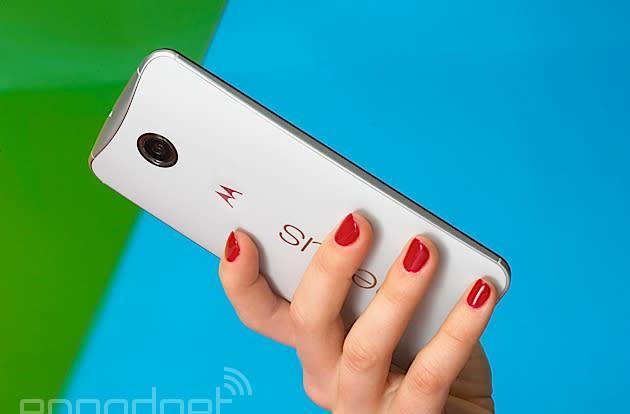 Verizon's Nexus 6 could arrive very soon