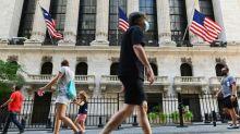 Wall Street progresse, plus optimiste sur le nouveau plan de relance