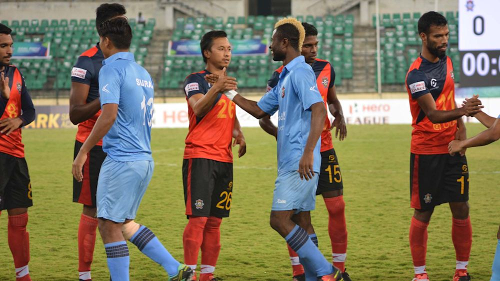 I-League 2017: Churchill Brothers 6-1 Chennai City - Bektur Talgat nets four goals as Churchill romps past Chennai City