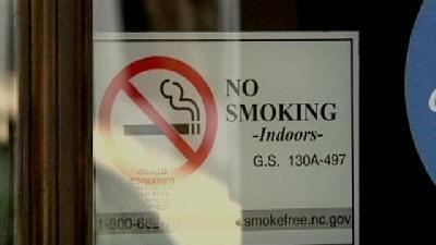Smoking Outlawed?