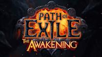 Path of Exile: The Awakening - Launch Trailer