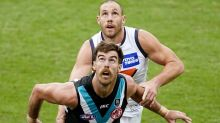 Power outrun Giants to extend AFL lead