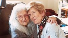 Making her mother's day: Woman raised as orphan tracks down 103-year-old mum