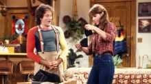 Mork & Mindy star says Robin Williams 'flashed and groped' her on set