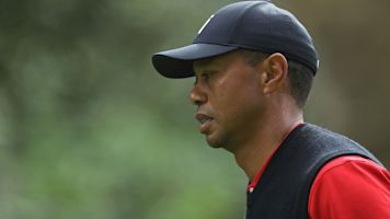 Long days at Riviera finally catch up with Tiger