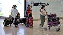 U.K. imposes 14-day quarantine on all new arrivals