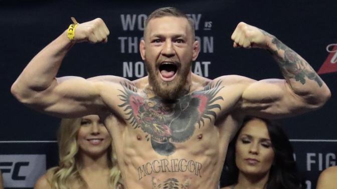 Dana White: I think we'll see McGregor-Mayweather in 2017