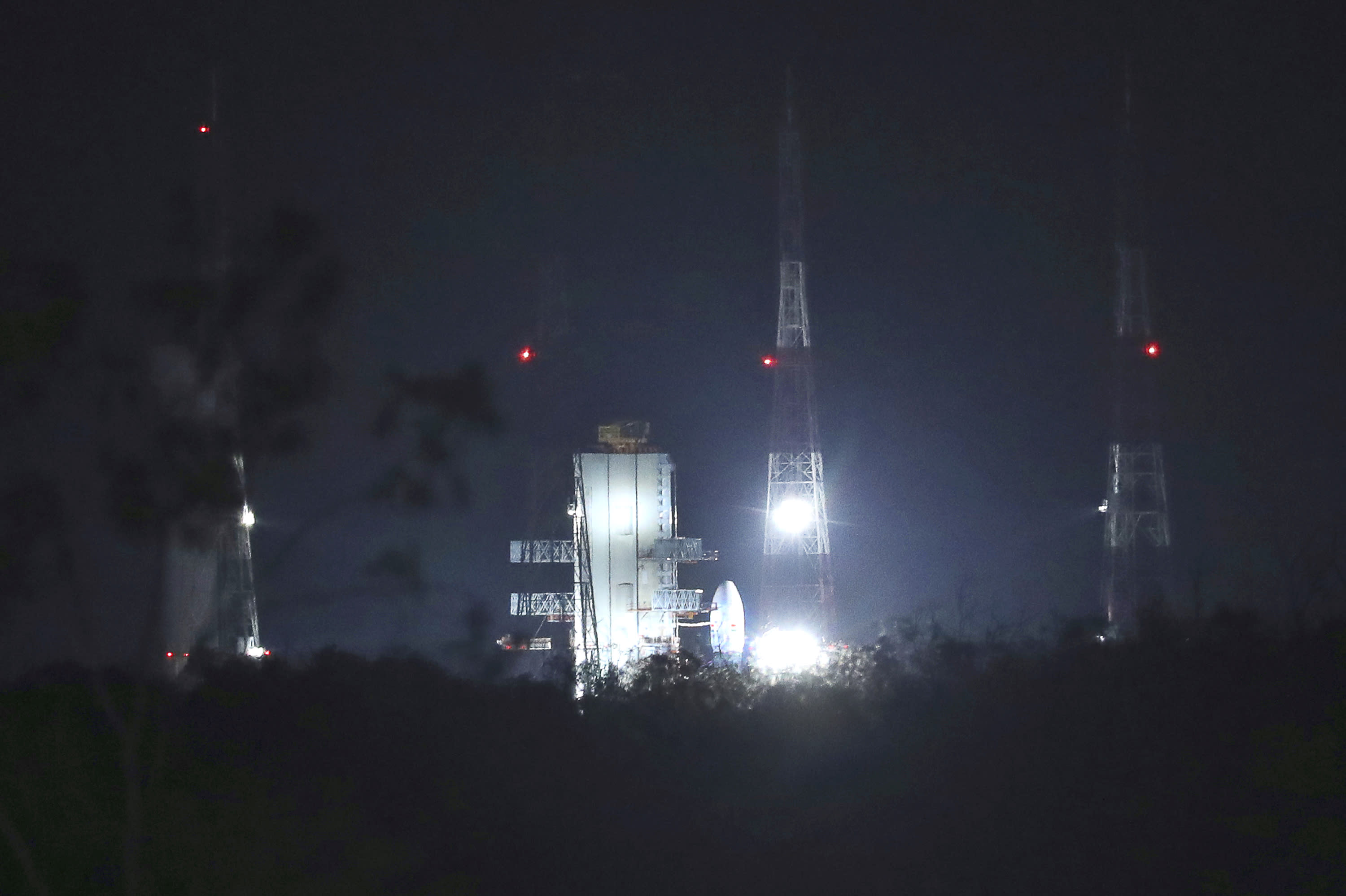 India Postpones Moon Lander Launch