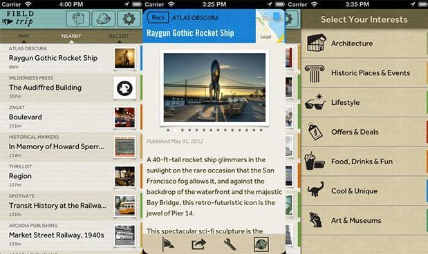 Google's Field Trip location-discovery app comes to iOS