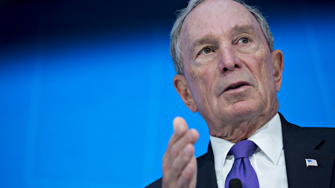 Michael Bloomberg to pay $4.5m to cover US contribution to Paris climate pact