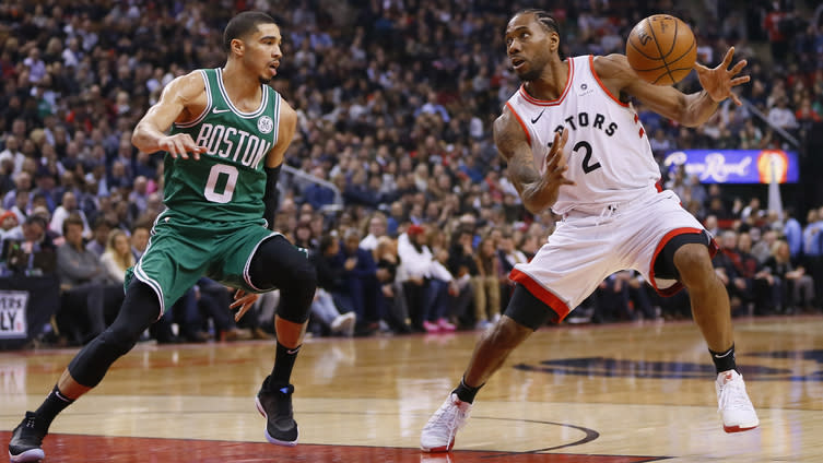 NBA Power Rankings roundup: Where experts rank Celtics in wide-open league