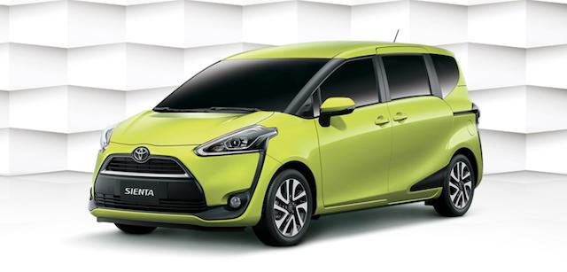 國產休旅車部份,上個月第2名的Toyota Sienta 1.5/1.8本月以1,789台榮登王座,單月成長幅度來到24%