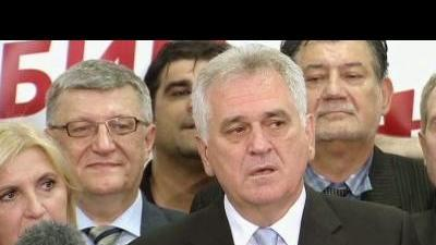 Serbs elect new president