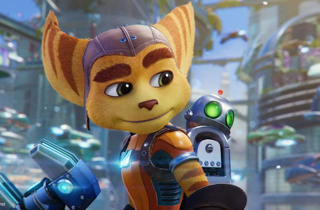 Here's seven minutes of 'Ratchet & Clank: Rift Apart' gameplay