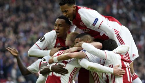 Europa League: Demütigung! Ajax überrennt Lyon