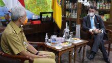 Austria-Jawa Tengah jajaki kerja sama sekolah vokasi dan UMKM