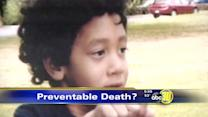 CPS accused of ignoring warning signs before boy's murder